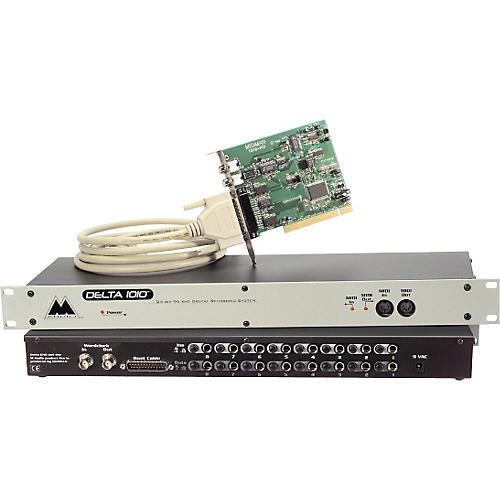 M-Audio Delta 1010 PCI Digital Audio System