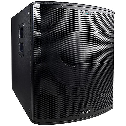Denon Delta 18s 18-Inch Subwoofer with Wireless Connectivity