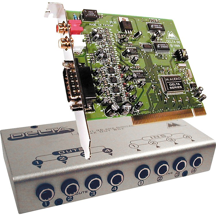 M-Audio Delta 66 Digital Recording System