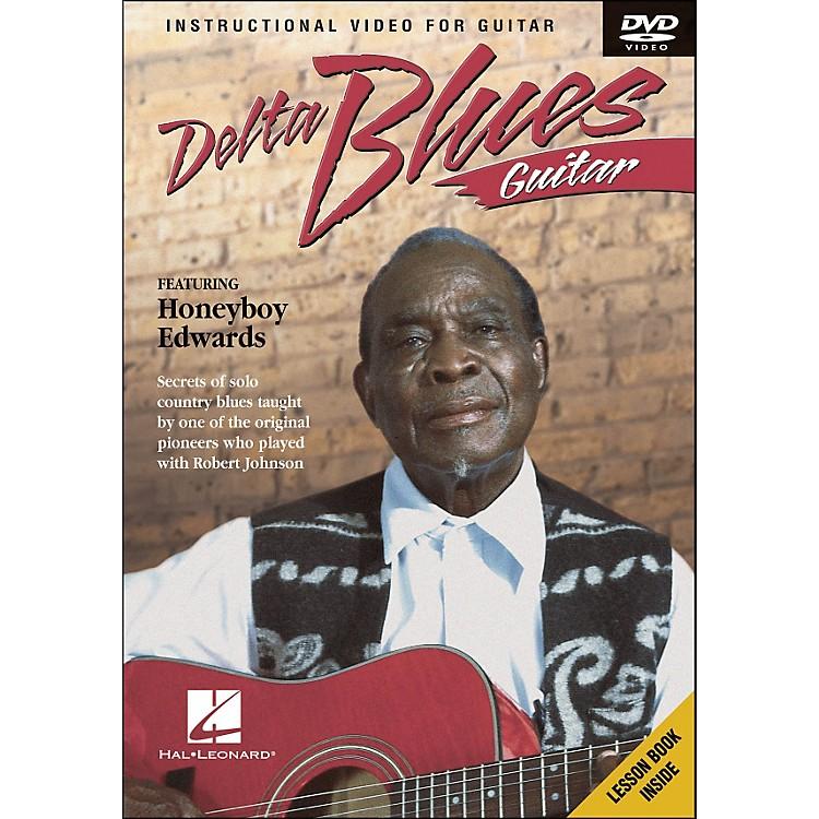 Hal LeonardDelta Blues Guitar, Featuring Honeyboy Edwards (DVD)