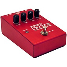 Open Box Mission Engineering Delta III Distortion Guitar Effects Pedal
