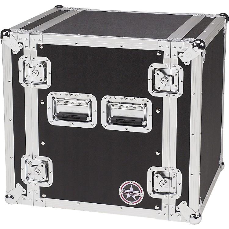 Road RunnerDeluxe 12U Amplifier Rack CaseBlack