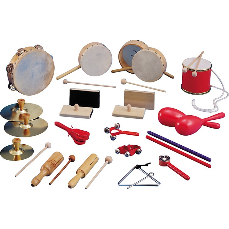 Trophy Deluxe 15-Player Rhythm Band Set