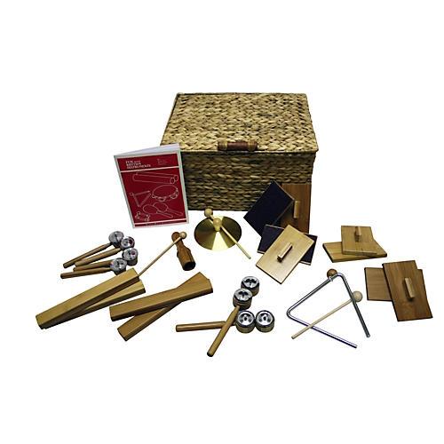 Rhythm Band Deluxe 15 Player Rhythm Kit Bamboo