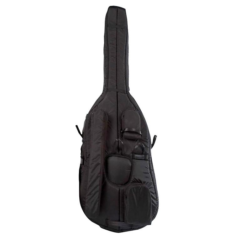 MooradianDeluxe 3/4 Double Bass BagSmall 3/4 Black