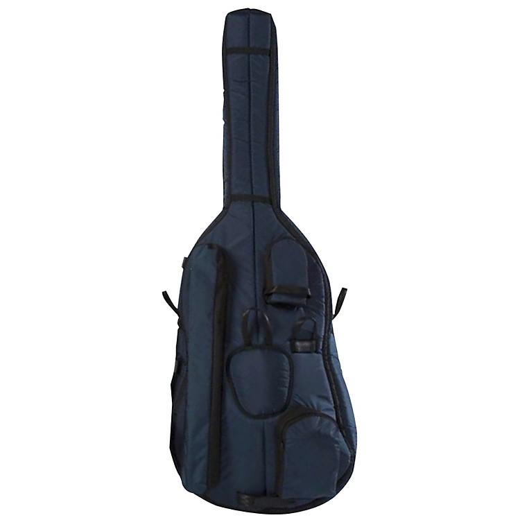 MooradianDeluxe 5/8 Double Bass Bag5/8 Blue