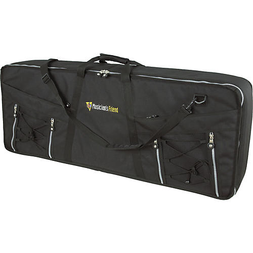 Musician's Friend Deluxe 61-Key Keyboard Bag