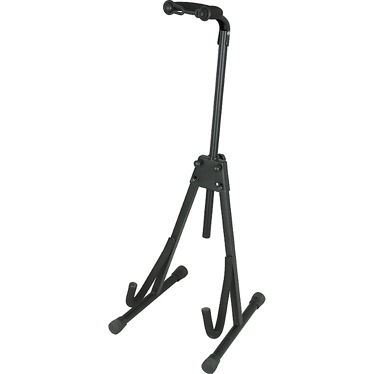 Musician's GearDeluxe A-Frame Electric Guitar and Bass StandBlack