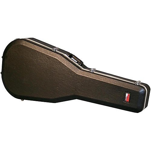 Gator Deluxe ABS Dreadnought Guitar Case-thumbnail