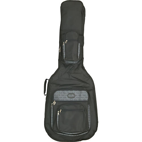 Fender Deluxe Acoustic Bass Guitar Gig Bag