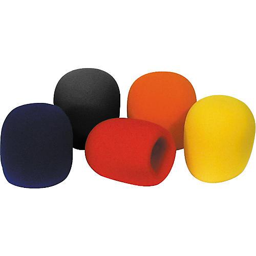 Performance Plus Deluxe Ball Foam Windscreen 5 Pack