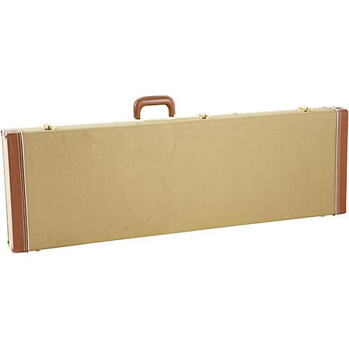 Musician's Gear Deluxe Bass Case