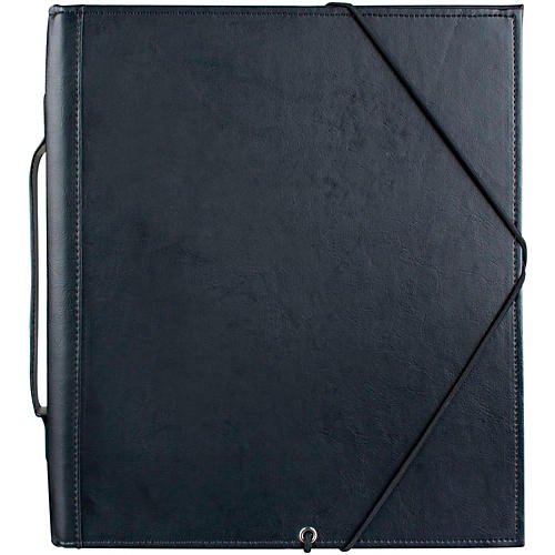 Protec Deluxe Choral Folder With Elastic String Dividers 8.5 X 11.5