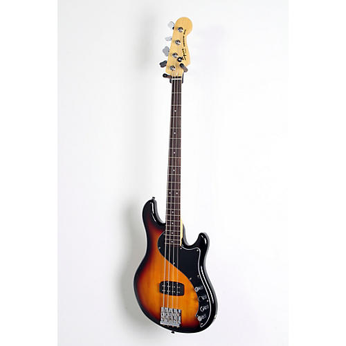 Squier Deluxe Dimension Bass IV Rosewood Fingerboard Electric Bass Guitar-thumbnail
