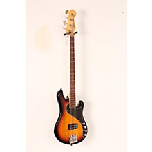 Open Box Squier Deluxe Dimension Bass IV Rosewood Fingerboard Electric Bass Guitar