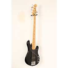 Open Box Squier Deluxe Dimension Bass V Maple Fingerboard Five-String Electric Bass Guitar