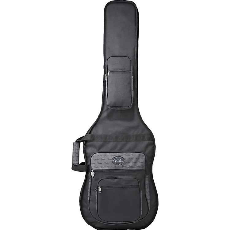 Fender Deluxe Double Electric Bass Guitar Gig Bag