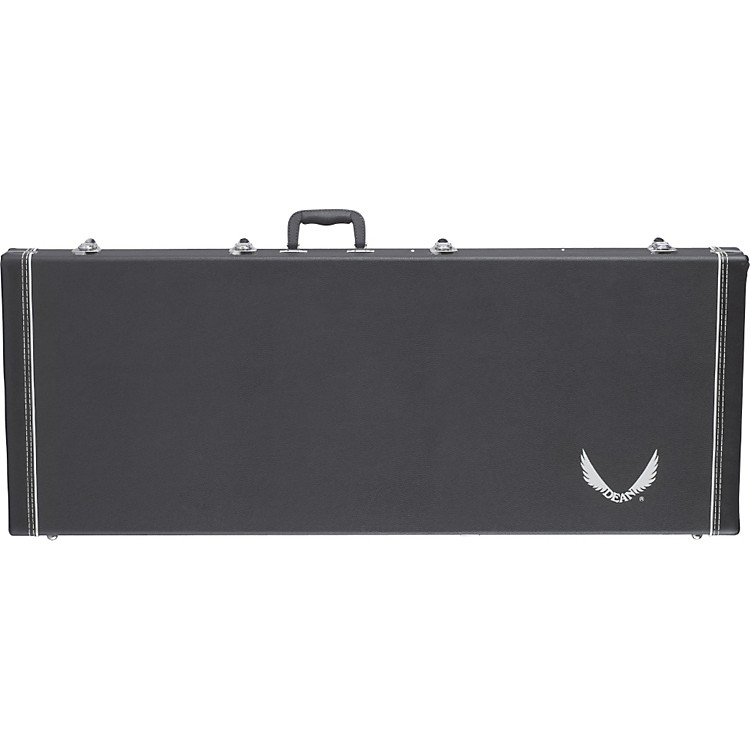 Dean Deluxe Hardshell Electric Bass Guitar Case For Metalman ML series Black