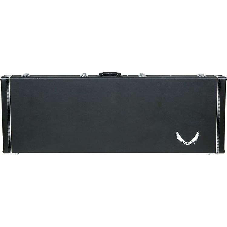 DeanDeluxe Hardshell Electric Bass Guitar Case For Metalman V SeriesBlack