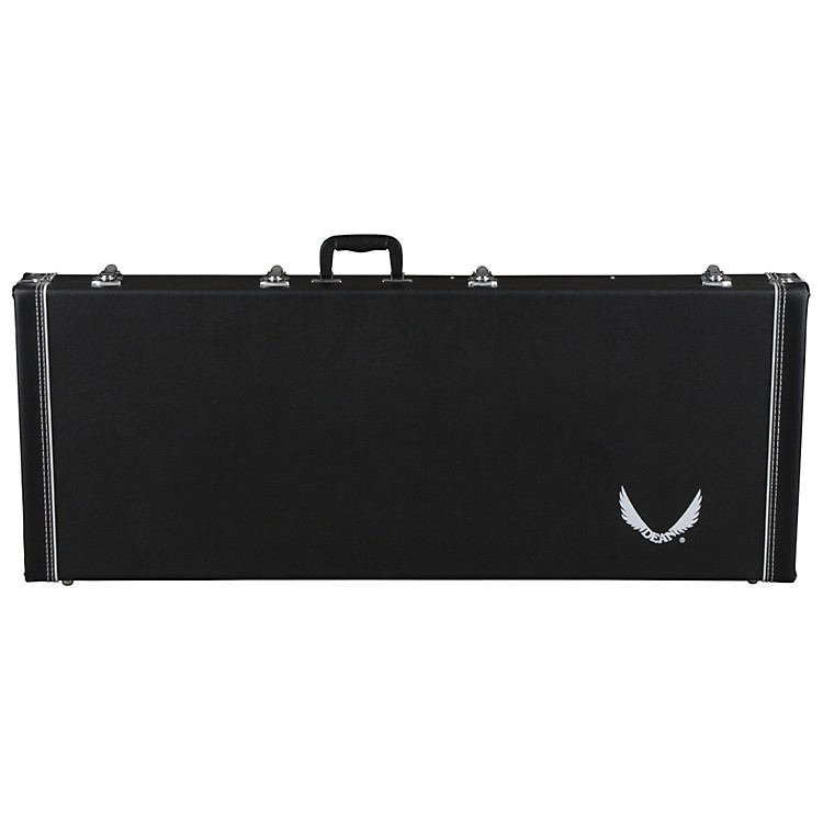 DeanDeluxe Hardshell Electric Bass Guitar Case for Metalman Z SeriesBlack