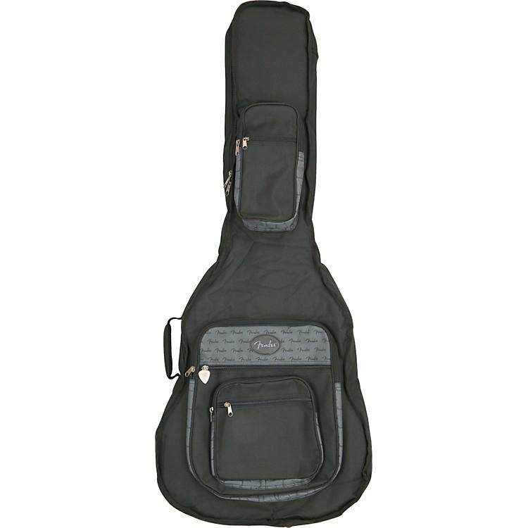 FenderDeluxe Jumbo Acoustic Bass Guitar Gig Bag