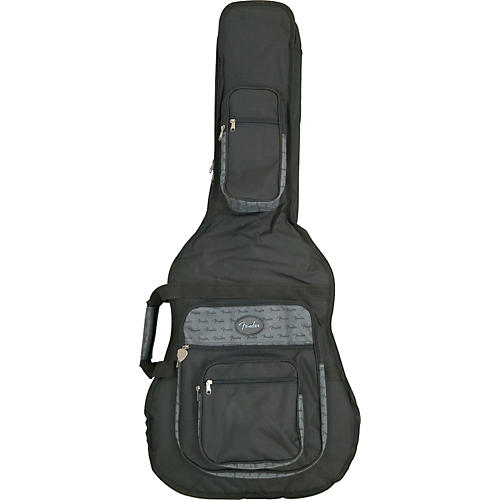 Fender Deluxe Jumbo Acoustic Guitar Gig Bag