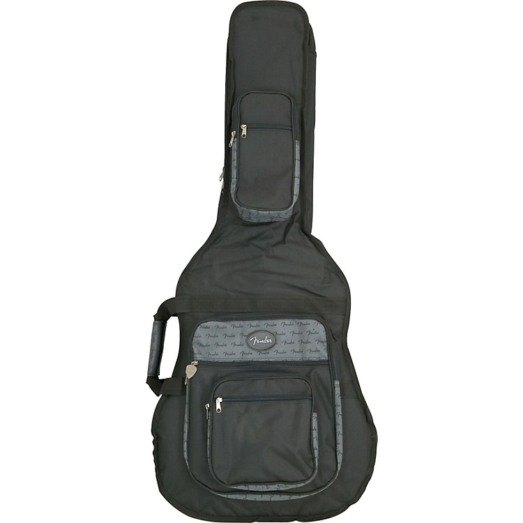 Fender Deluxe Jumbo Acoustic Guitar Gig Bag