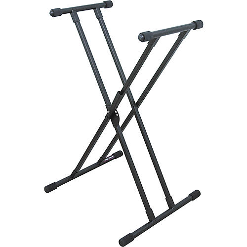 On-Stage Stands Deluxe Keyboard X Stand