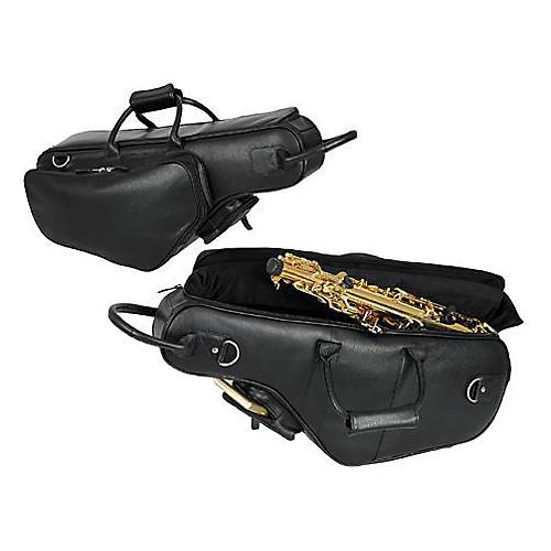 Protec Deluxe Leather Alto Saxophone Gig Bag-thumbnail