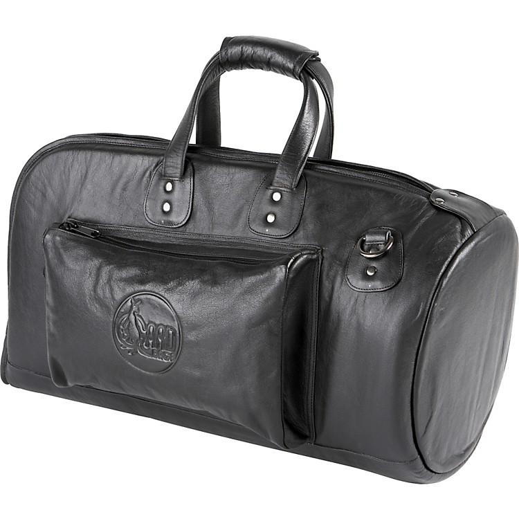 GardDeluxe Leather Flugelhorn Gig Bag