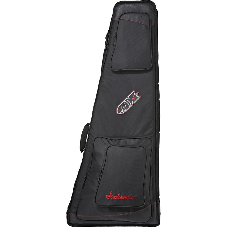 Jackson Deluxe Multi-Fit Gig Bag for King V/Rhoads/Kelly/Warrior Electric Guitar
