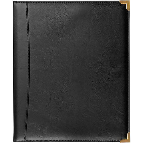 Protec Deluxe Padded Music Folder Black