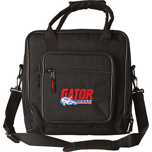 Gator Deluxe Padded Music Gear Bag  12 x 12 in.