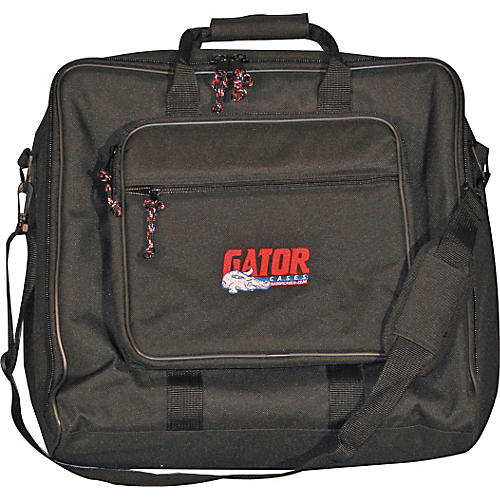 Gator Deluxe Padded Music Gear Bag  18 x 18 in.