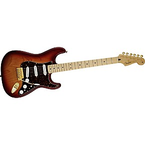 fender deluxe players stratocaster electric guitar musician s friend