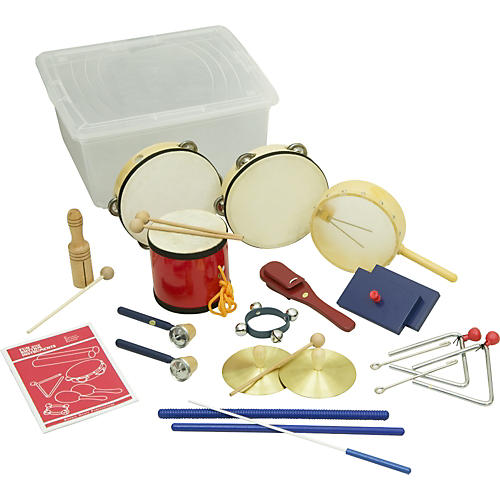 Rhythm Band Deluxe Rhythm Band Sets Rb45 - 15 Student Kit