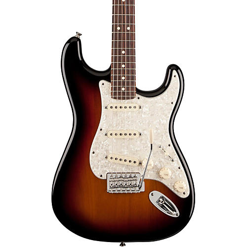 Fender Deluxe Roadhouse Stratocaster Electric Guitar-thumbnail