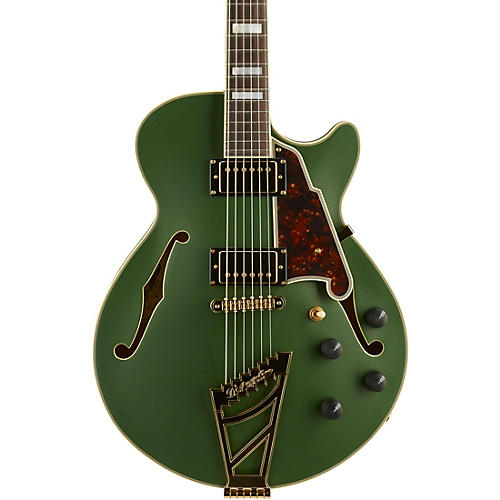 D'Angelico Deluxe Series Limited Edition EX-SS with Stairstep Tailpiece Semi-Hollowbody Electric Guitar-thumbnail