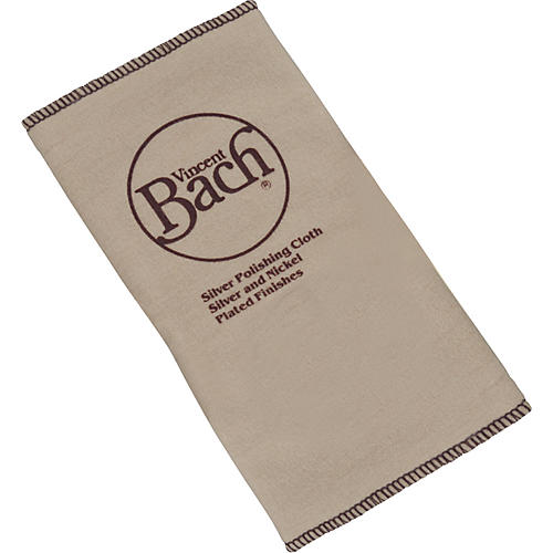 Bach Deluxe Silver Polishing Cloth Beige Color Available Only