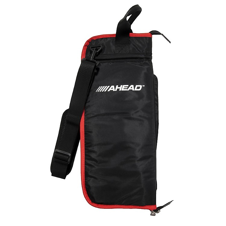 Ahead Deluxe Stick Bag Black with Red