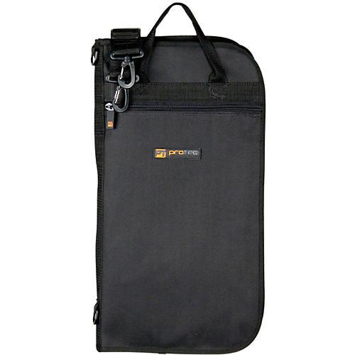 Protec Deluxe Stick/Mallet Bag with Shoulder Strap Black