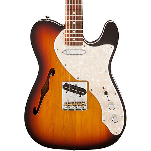 Fender Deluxe Telecaster Thinline Electric Guitar