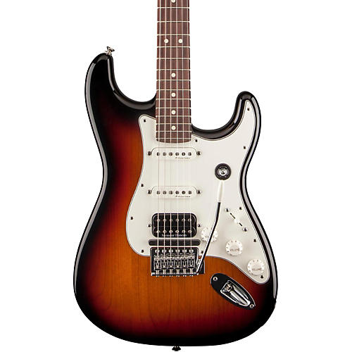 Fender Deluxe Triple Play HSS Stratocaster Electric Guitar