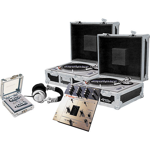 Musician's Friend Deluxe Turntable Package-thumbnail