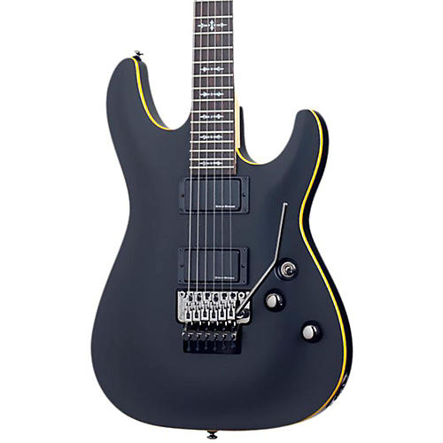 Schecter Guitar Research Demon-6 Electric Guitar with Floyd Rose-thumbnail