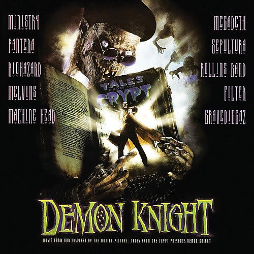 Alliance Demon Knight - Tales From The Crypt Presents: Demon Knight - Ost