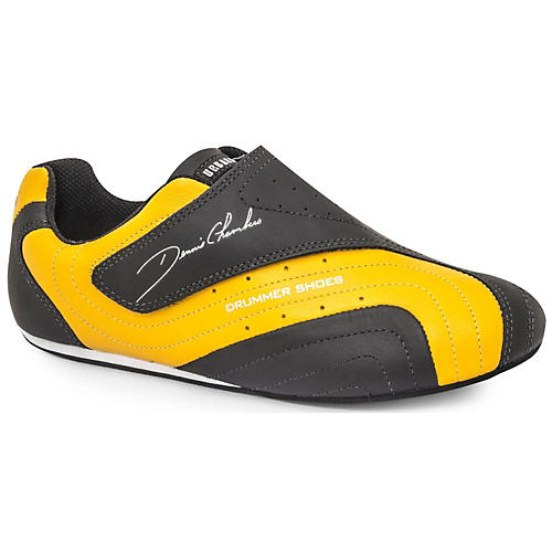Urbann Boards Dennis Chambers Black-Yellow 11.5