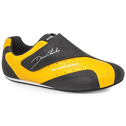 Urbann Boards Dennis Chambers Black-Yellow 12.5