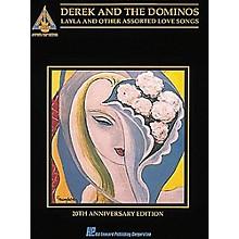 Hal Leonard Derek & The Dominos - Layla & Other Assorted Love Songs Guitar Tab Songbook
