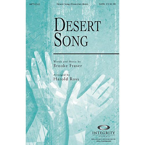 Integrity Choral Desert Song SATB Arranged by Harold Ross-thumbnail